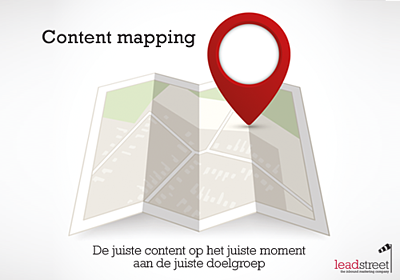 Wat is Content Mapping en waarom is het essentieel voor Inbound marketing?