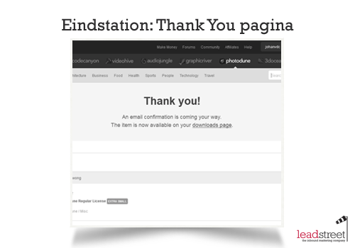 eindstation-thank-you-pagina
