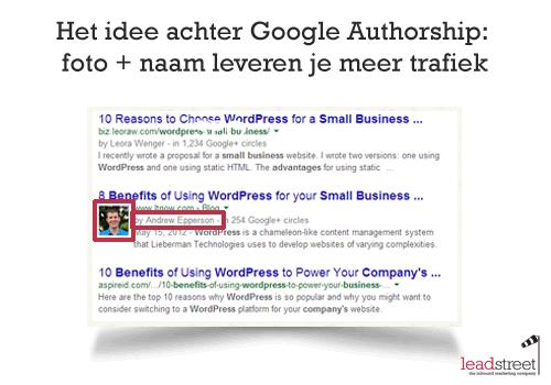 google-authorship-is-dood-voorbeeld-beeld-snippet