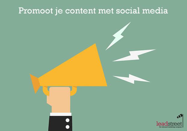 promoot-je-content-met-sociale-media