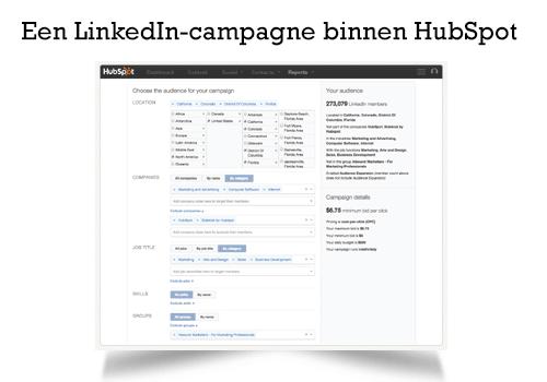 Inbound15 nieuw Integratie met Adwords en LinkedIn ads