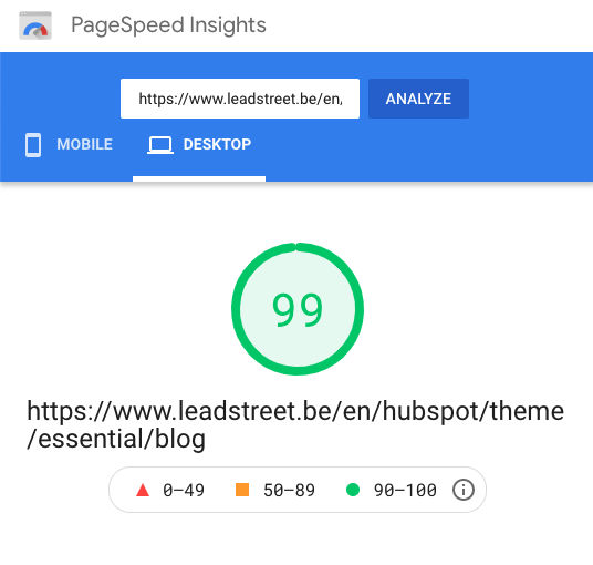 pagespeed-insight-blog-listing-desktop