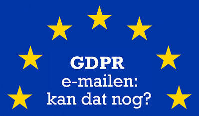 Mag ik mijn bestaande database nog emailen na de GDPR?