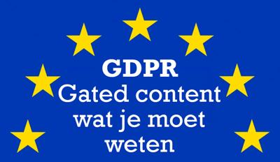 GDPR: waar moet je op letten wanneer je een e-book aanbiedt op je website?