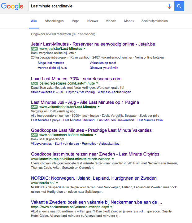 google-search-last-minute-scandinavie