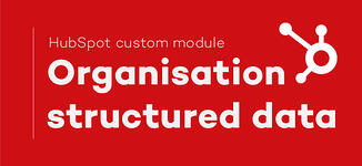 hubspot-custom-module-organisation-structured-data