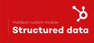 hubspot-custom-module-structured-data