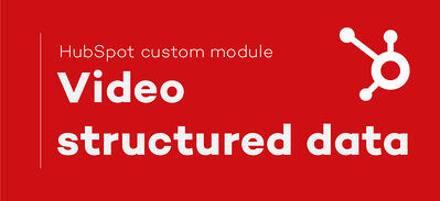 Add structured ld+json data to your pages that contains Videos to improve SEO ranking