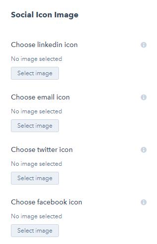 social icon image