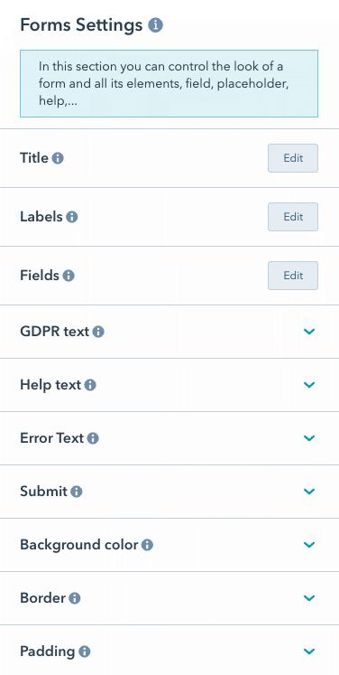 magazine-form-settings