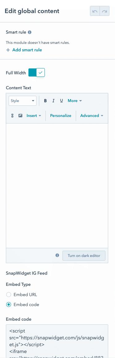magazine-module-instagram-feed-parameter
