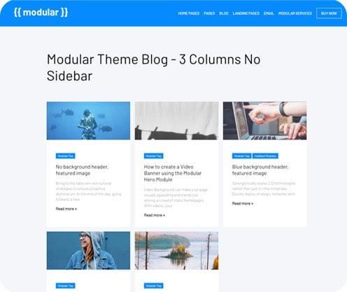modular-blog