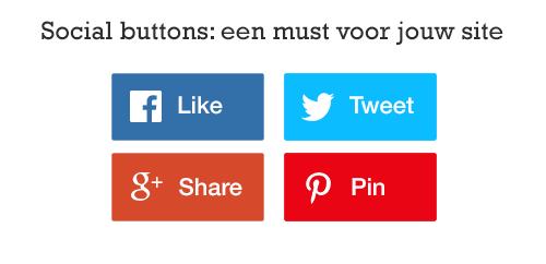 social-buttons-een-must-voor-je-website
