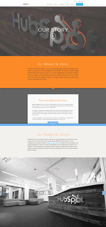 website-optimalisatie-voorbeeld-about-us-pagina-hubspot.png